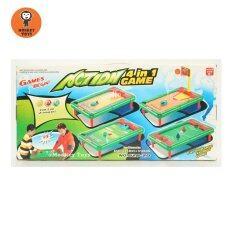 เกมส์ฟุตบอล Action 4in1 Game 00661641 By Monkey Toys.