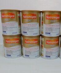 ราคา Enfa Nutramigen นูตรามีเยน นมสูตรพิเศษสำหรับทารกที่แพ้โปรตีนนมวัว 400G 6กระป๋อง Enfa