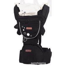 ขาย เป้อุ้มเด็ก เป้อุ้ม ที่นั่งเด็กอ่อน เป้สะพายเด็ก อุปกรณ์รถเข็นเด็ก Hip Seat สีดำ ออนไลน์ ใน กรุงเทพมหานคร