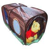 ราคา เต็นท์ขอนไม้ลายหมีพูห์ ลูกบอล 10 ลูก ใหม่ ถูก