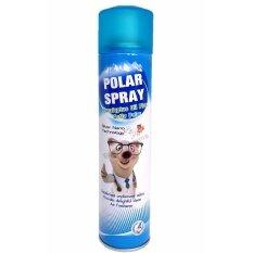 ซื้อ Eucalyptus Spray พร้อม Active Polar Silver Nano ออกฤทธิ์ยับยั้งเชื้อแบคทีเรีย ไวรัส เชื้อรา กำจัดสารก่อภูมิแพ้ 280Ml Banya Pharma ออนไลน์