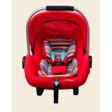 ส่วนลด Exceed คาร์ซีท Car Seat Red Colour ที่นั่งในรถยนต์แบบกระเช้า Carmind สำหรับเด็ก0 15เดือน ขนาด 70X41X33 สีแดง กรุงเทพมหานคร