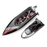 ซื้อ Feilun เรือบังคับไฟฟ้า Motor Brushless Rc Racing Boat Ft012 ระบายความร้อนด้วยน้ำ ทำความเร็วได้กว่า 45 Km H Black ออนไลน์ ถูก