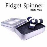 ขาย Fidget Spinner Hero Iron Man 3 แฉก Fidget Spinner เป็นต้นฉบับ