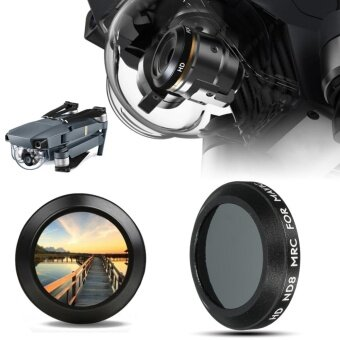 FILTER Circular Polarizer Lens ND8 Filters for DJI Mavic Pro HD Camera - intl