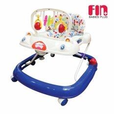 Fin Babiesplus รถหัดเดินเด็ก ปรับระดับได้ ล็อคล้อได้ รุ่น Car-514.