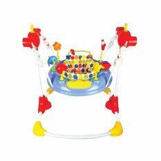 ขาย ซื้อ Fin Babiesplus เก้าอี้กระโดดเสริมทักษะ Baby Jumper Chair รุ่น Car Bc01 ใน กรุงเทพมหานคร