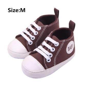 เด็กทารกเด็กวัยเตาะแตะ focalbaby นิ่มพื้นรองเท้าผ้าใบรองเท้าเด็กเตียงสำหรับ 0 - 12เดือน