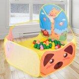 ราคา Foldable Funny Ocean Ball Pit Pool Tent Kids Play Set Toy Intl เป็นต้นฉบับ Unbranded Generic