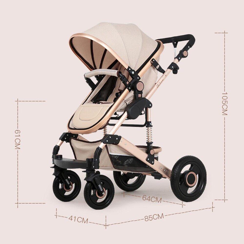 รีวิว พันทิป Exceed รถเข็นเด็กแบบนอน EXCEED รถเข็นเด็กปรับนอน 180 แรกเกิด สีแดง Baby Stroller Wisesonle 0-36เดือน ( RED Colour ) มีสปริงรับแรงกระแทรก 2 จุดหลัก BST001 มีของแถม