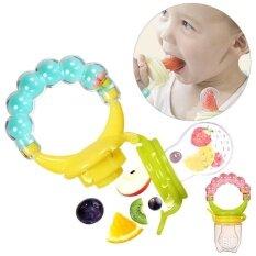 อาหารพลาสติกกัดซิลิโคนเด็กทารกผลไม้ของเล่น 1 ชิ้น-นานาชาติ.