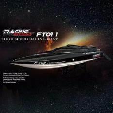 ขาย Ft011 2 4 Ghz Brushless Rc เรือความเร็วสูง เรือแข่ง เรือสปีดโบ๊ต พร้อมระบบระบายความร้อน Speed Racing Boat Ft ออนไลน์