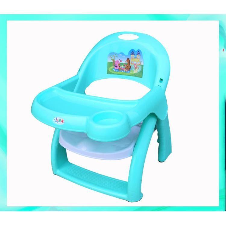 เก้าอี้นั่งกินข้าวเด็ก เก้าอี้เด็ก GCFC01