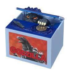 ราคา Godzilla Coin Bank กระปุกออมสิน ก๊อตซิลล่าขโมยเหรียญ Films Toy กรุงเทพมหานคร