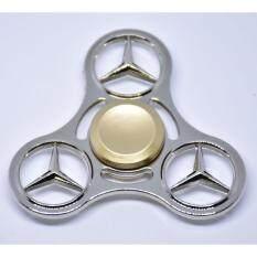 Hand Spinner สามแฉกวงกลมลายเบนซ์ ถูก