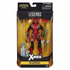 ราคา Hasbro Marvel Legends Infinite Juggernaut Series X Men Deadpool ถูก