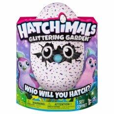 ไข่สัตว์เลี้ยง Hatchimals Glittering Garden Penguala