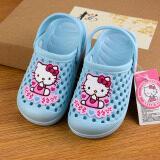 ราคา Hello Kitty รองเท้าหลุมฤดูร้อนรองเท้าแตะและรองเท้าแตะสาว ใหม่