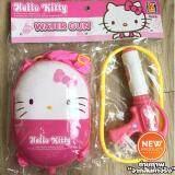 ซื้อ Hello Kitty ปืนฉีดน้ำสะพายหลัง ลายฮัลโลคิตตี้ สินค้าลิขสิทธิ์ถูกต้อง มอก เลขที่ 685 2540 ใหม่