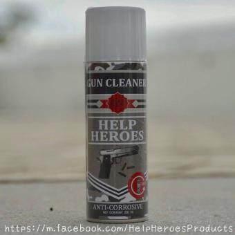 น้ำยาทำความสะอาดปืน Help Heroes Gun Cleaner