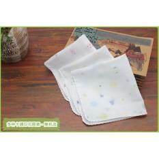 ราคา 5Pcs High Density 31 31 Printed Cotton Gauze Saliva Towel Milk Baby Wipes Her Towel Cotton Handkerchief Baby Wipes ใหม่