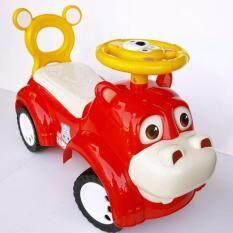 ส่วนลด สินค้า Hippo Sliding Car ฮิปโป รถขาไถ รถขาถีบ รถเด็กนั่ง มีเสียงเพลง เสียงสัตว์ ต่างๆ