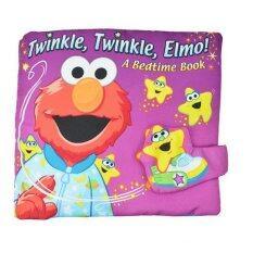 ขาย หนังสือผ้า Twinkle Twinkle Elmo A Bedtime Book