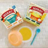 Image 3 for HOORAY สตูว์เนื้อ อาหารเสริมสำหรับเด็กอายุ 10 เดือน – 3 ขวบ