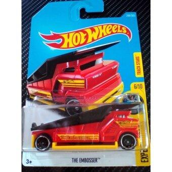 รถบรรทุก Hot Wheels The Embosser