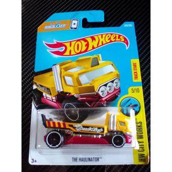 รถบรรทุก Hot Wheels The Haulinator