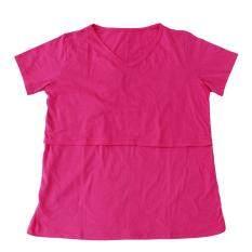 ขาย Hptj เสือเปิดให้นม ผ้าคอตตอนยืด สีชมพู ออนไลน์ ใน กรุงเทพมหานคร