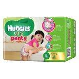 ซื้อ ขายยกลัง Huggies Ultra Pants Girls ไซส์ L จำนวน 28 ชิ้น X 4 แพ็ค ลัง ออนไลน์ ไทย