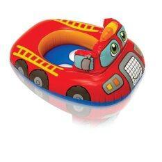 ขาย ห่วงยางสอดขารถเก๋ง 74X58Cm สีแดง Kiddies Float Intex 59586 ผู้ค้าส่ง