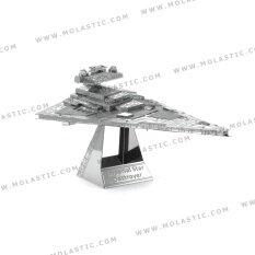 ส่วนลด Imperial Star Destroyer 3D Metal Model Kit โมเดลโลหะ Star Wars ยานพิฆาตดารา อิมพีเรียล 3D Metal Puzzle กรุงเทพมหานคร