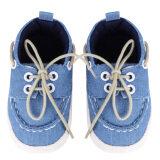 ราคา ทารกนุ่มรองเท้า Crib สีฟ้าอ่อน ออนไลน์