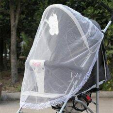 รถเข็นเด็กทารกรถเข็นคนพิการเต็มรูปแบบยุงอุปกรณ์ป้องกันแมลงตาข่าย - INTL
