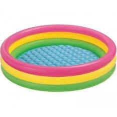 โปรโมชั่น Intex สระว่ายน้ำเด็กเล็ก 147 X 147 X 33ซม รุ่น 57422 สีชมพู เหลือง เขียว ใน กรุงเทพมหานคร