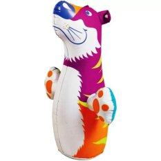 ขาย ซื้อ Intex 44669 ตุ๊กตาล้มลุกเป่าลม 3 D Bop Bags ขนาด 98 X 44 Cm Tiger ใน กรุงเทพมหานคร