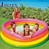 ซื้อ Intex 56441 สระน้ำเป่าลม ทรงกลม ขนาด 168 X 46 ซม ออนไลน์ ถูก