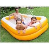 ราคา Intex 57181 สระว่ายน้ำเป่าลม ขนาด 229X147X46Cm ที่สุด