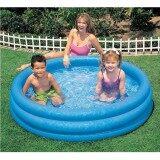 ราคา Intex 58426 Crystal Blue Pool สระน้ำเป่าลม สีฟ้า 58 นิ้ว 147 ซม ใหม่