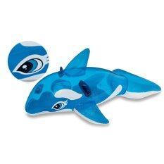 ขาย Intex 58523 แพยางว่ายน้ำเด็กรูปปลาวาฬ ขนาด 152 X 114 ซม เป็นต้นฉบับ
