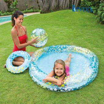 Intex 59460 สระว่าย เป่าลมยาง น้ำสำหรับเด็ก