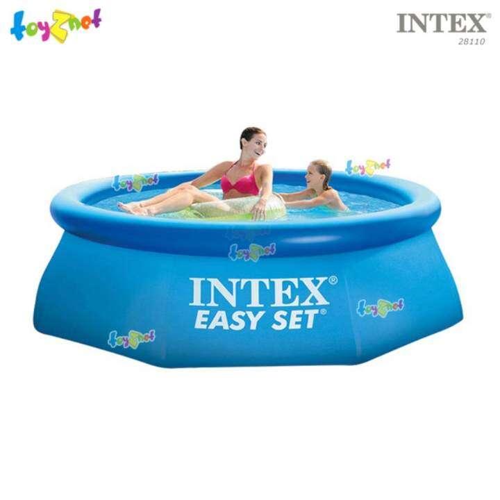 Intex สระน้ำ อีซี่เซ็ต 8 ฟุต (2.44x0.76 ม.) รุ่น 28110