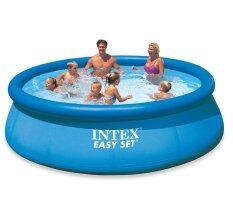 โปรโมชั่น Intex Easy Set Pool สระกลม 3 05 75 M Intex ใหม่ล่าสุด