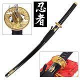 ขาย Japan ดาบซามูไร คาตานะ Katana Samurai Sword Hattori Hanzo สำหรับวางตั้งโชว์ เป็นต้นฉบับ