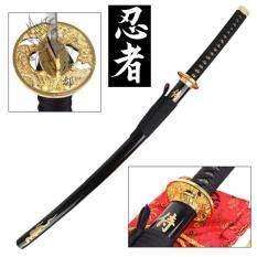 ขาย Japan ดาบซามูไร คาตานะ Katana Samurai Sword Hattori Hanzo สำหรับวางตั้งโชว์ Japan