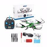 ซื้อ Jjrc H31 Rc Q Uadcopter สีเขียว ติดกล้อง 2ล้านพิกเซล Fpv ดูภาพแบบ Real Time ผ่านมือถือ Jjrc เป็นต้นฉบับ