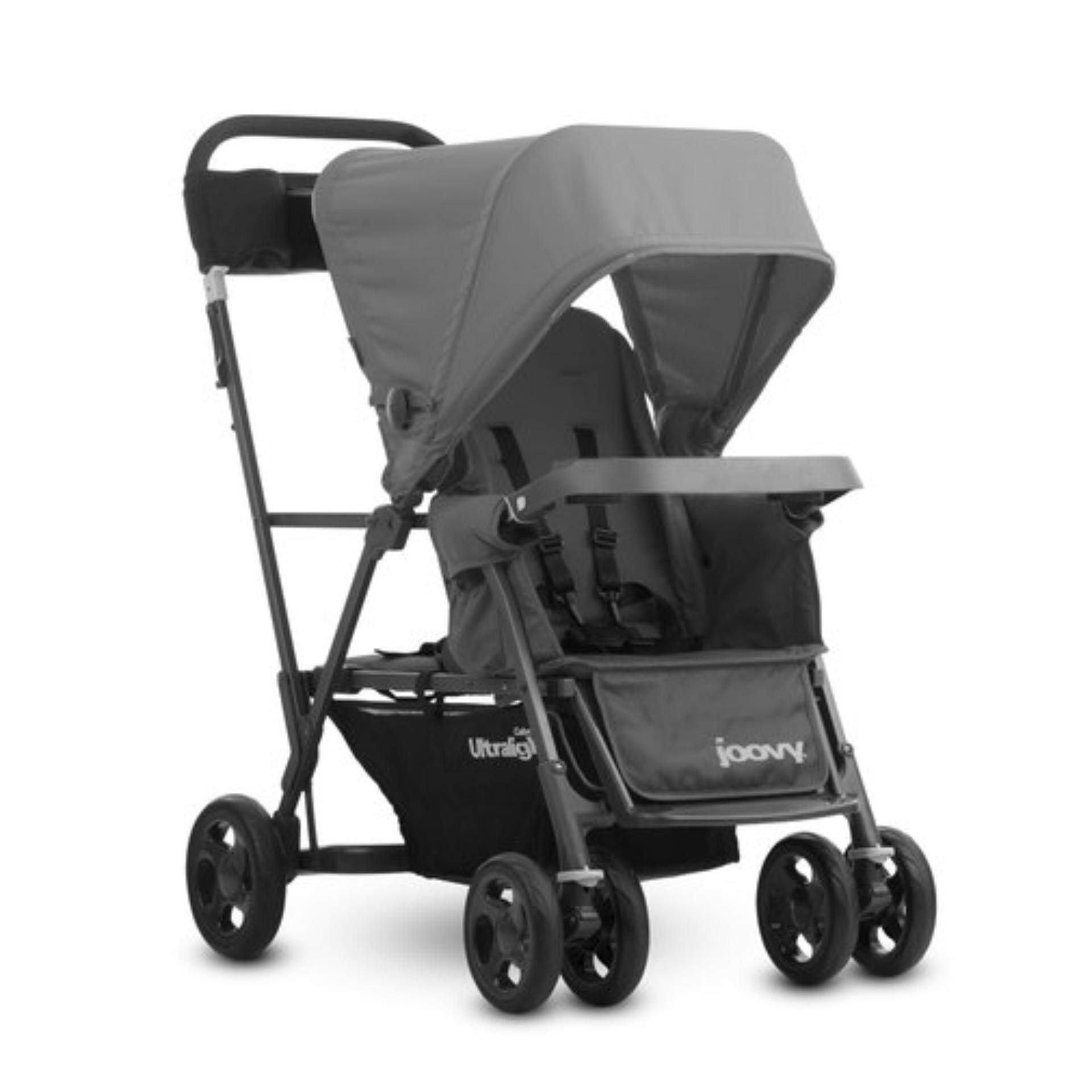 ขายดีอันดับ 1 Unbranded/Generic อุปกรณ์เสริมรถเข็นเด็ก Haotom รถเข็นเด็กทารกสากลกระเป๋าจัดระเบียบรถเด็กทารกตะกร้าแขวนเก็บของรถเข็นเด็กอุปกรณ์เสริม - สีเทา เก็บเงินปลายทาง ส่งฟรี