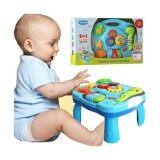 ขาย J Toys ของเล่นเด็กโต๊ะ กิจกรรมดนตรีท้องทะเลน่ารัก Musical Learning Table มีเสียง มีไฟ ถูก กรุงเทพมหานคร
